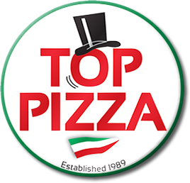 Top Pizza Logo